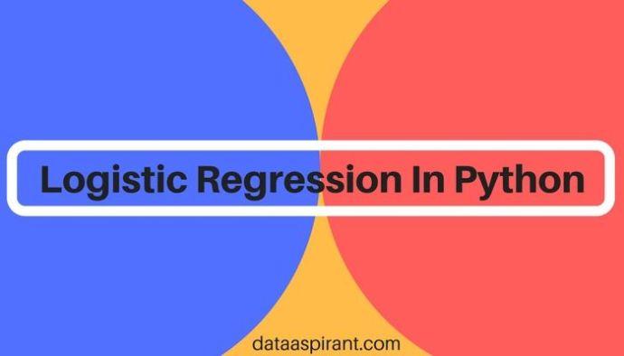 logistic regression python tutorial