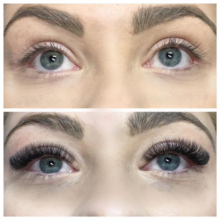 russian volume lashes tutorial