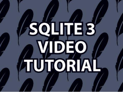 sqlite3 node js tutorial