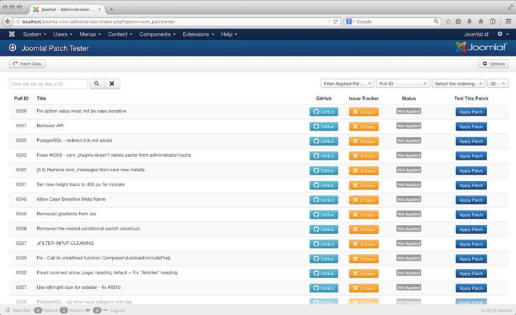 joomla 3 component development tutorial