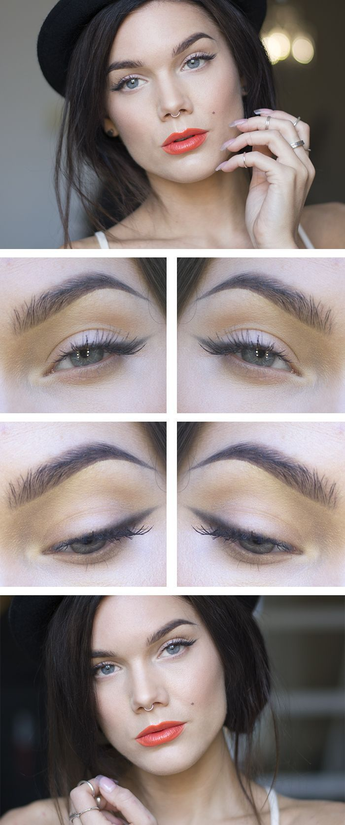 natural eyeliner look tutorial