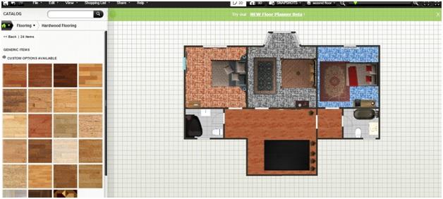 homestyler floor plan tutorial