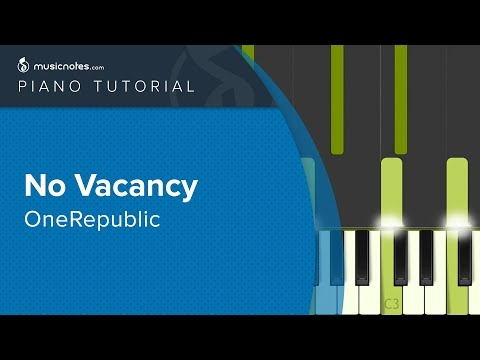 secrets one republic piano tutorial