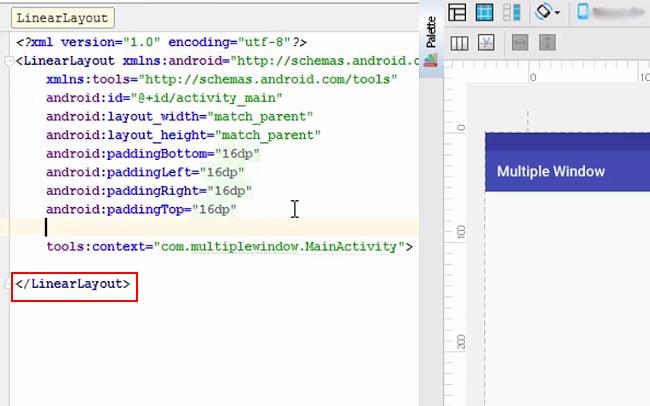 android ui design with xml tutorial book pdf