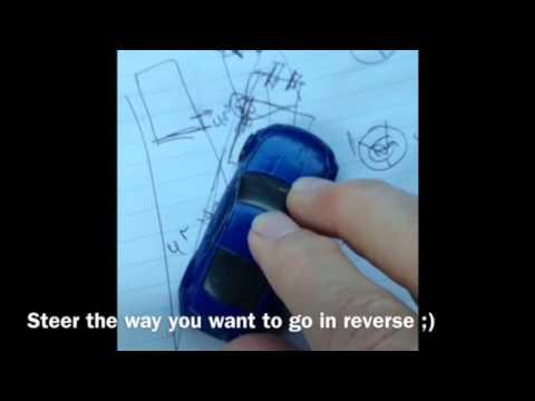 reverse parking tutorial canada
