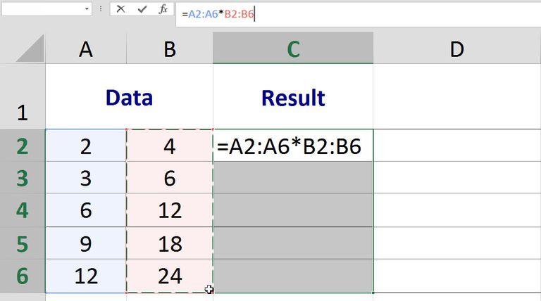 excel array formula tutorial