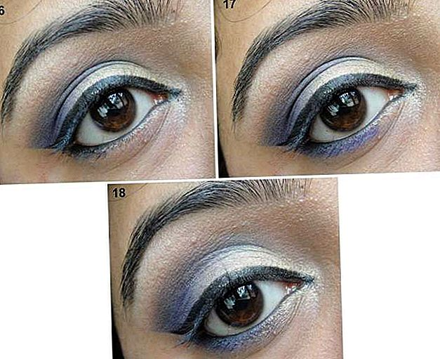 dark eye makeup tutorial