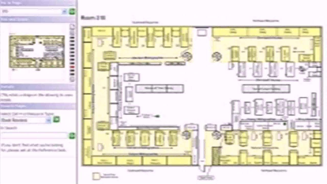 visio floor plan tutorial
