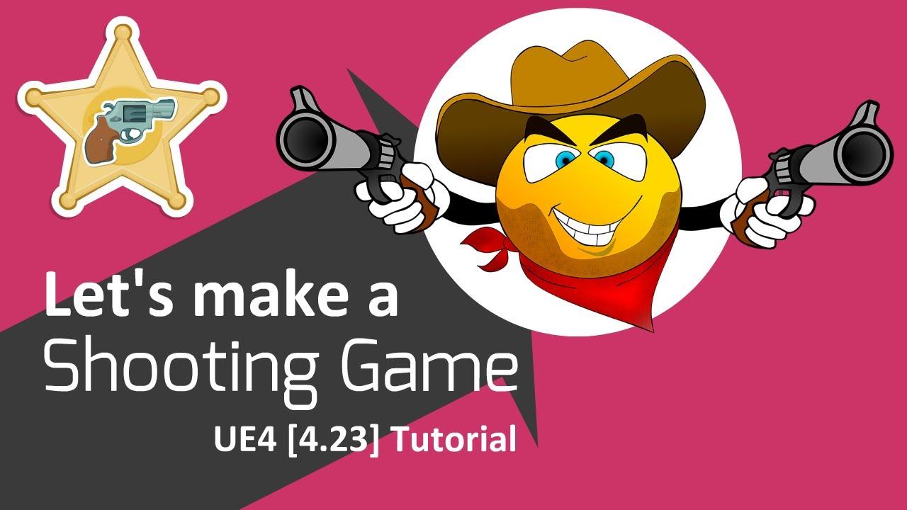game maker shooter tutorial