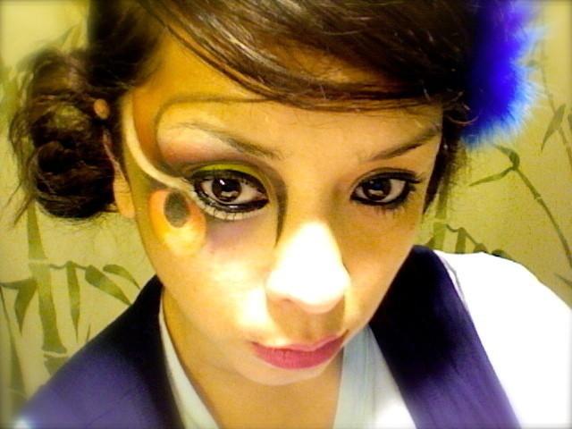 dramatic eye makeup tutorial