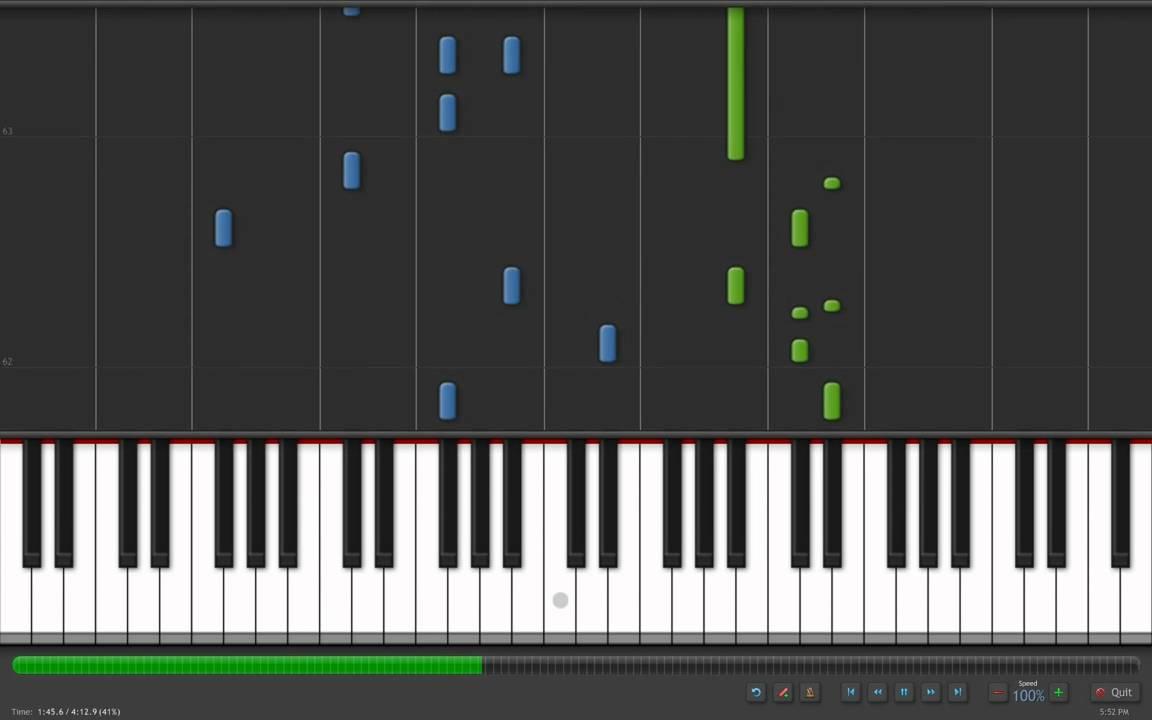 miley cyrus piano tutorial