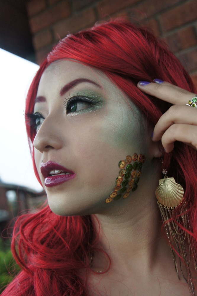 lil debbie makeup tutorial
