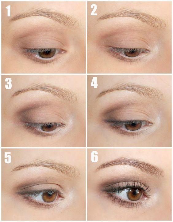 subtle eye makeup tutorial