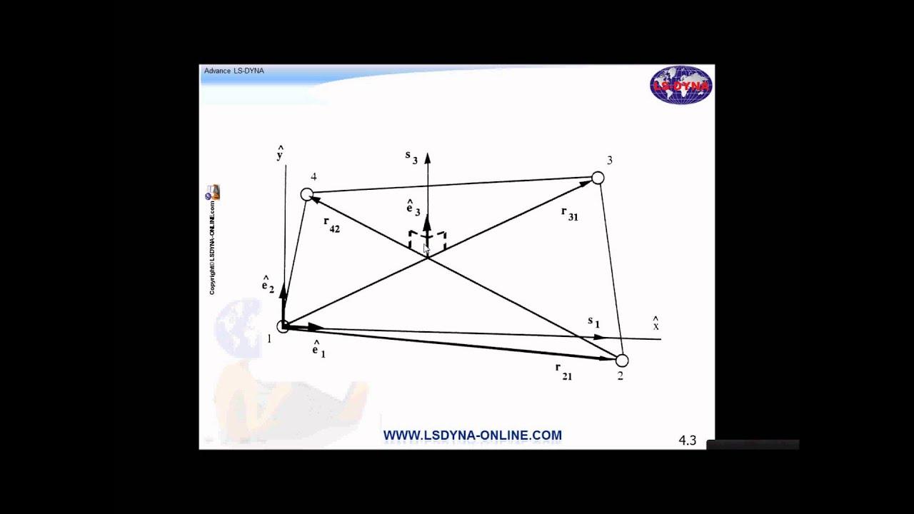 ls dyna airbag tutorial