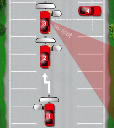 forward bay parking tutorial