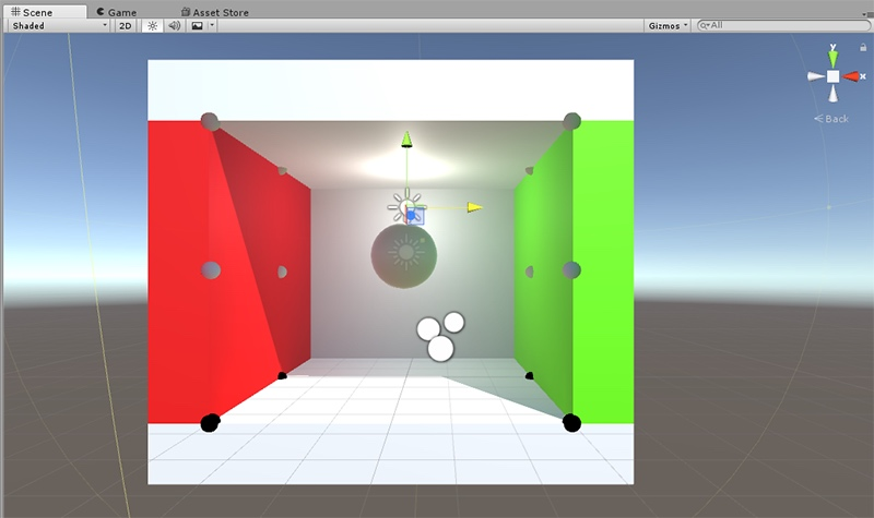 unity light probes tutorial