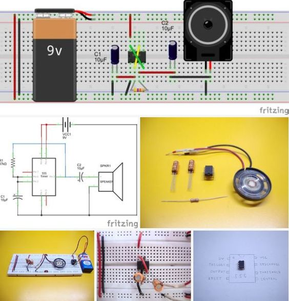 electronics tutorial for beginners