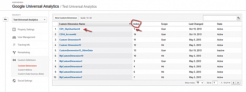 google analytics custom dimensions tutorial