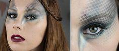 medusa halloween makeup tutorial