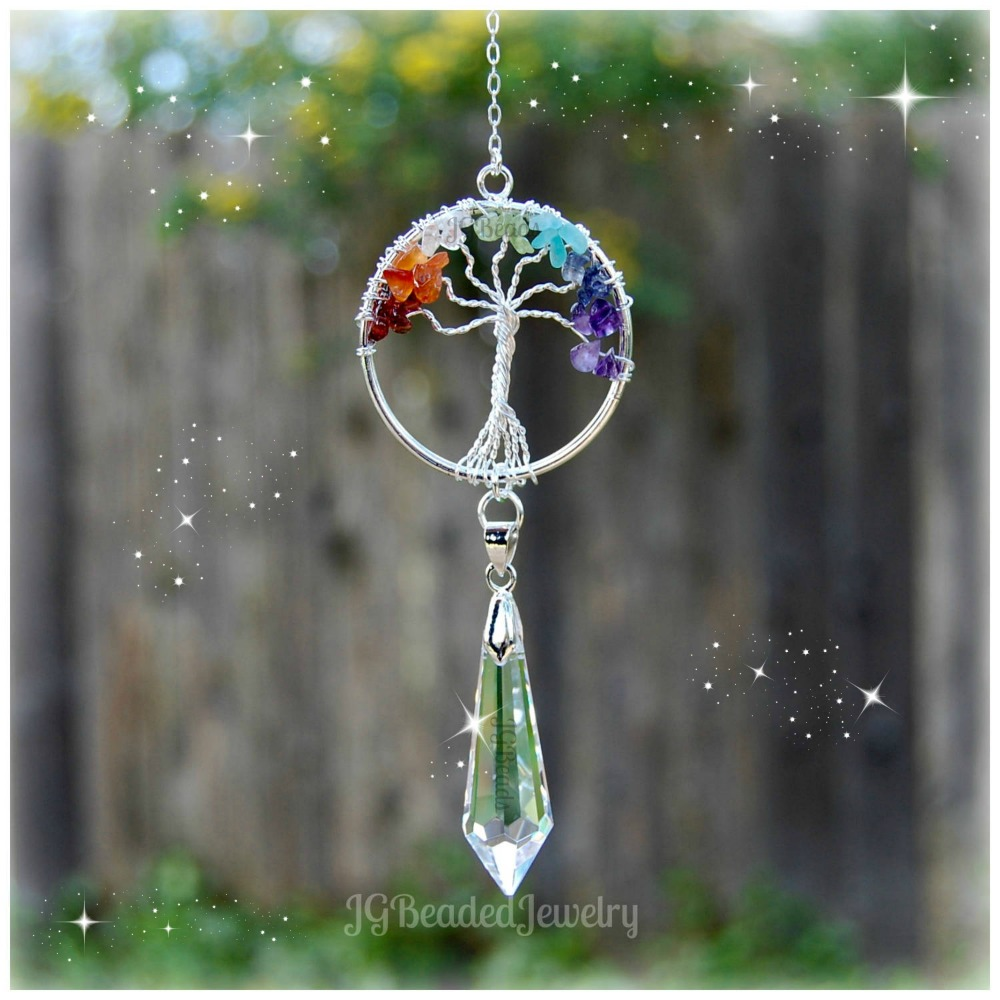 tree of life suncatcher tutorial