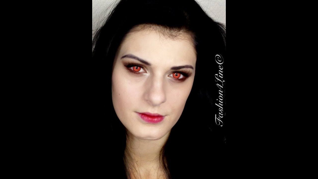 twilight bella vampire makeup tutorial