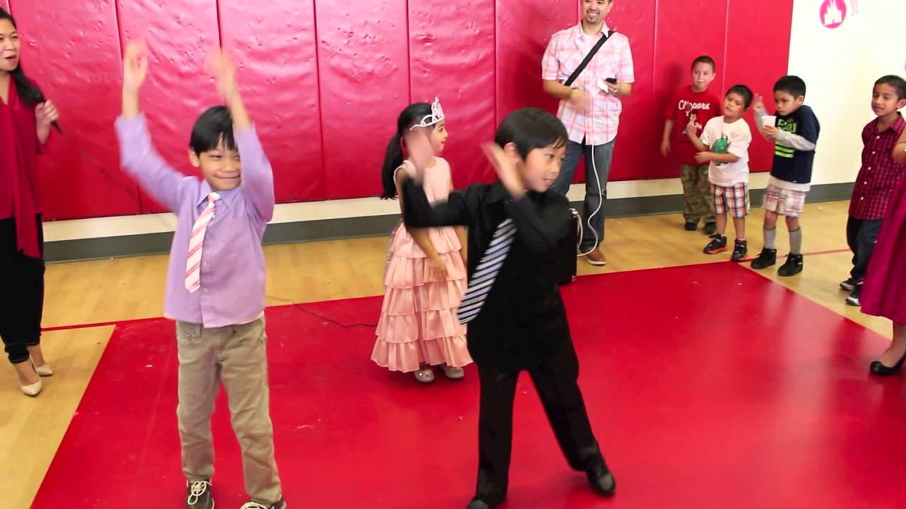 twist and shout dance tutorial
