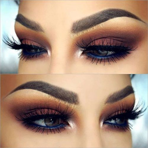 mac eye makeup tutorial
