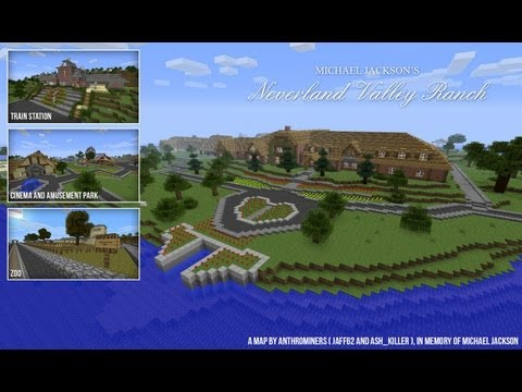 minecraft ranch house tutorial