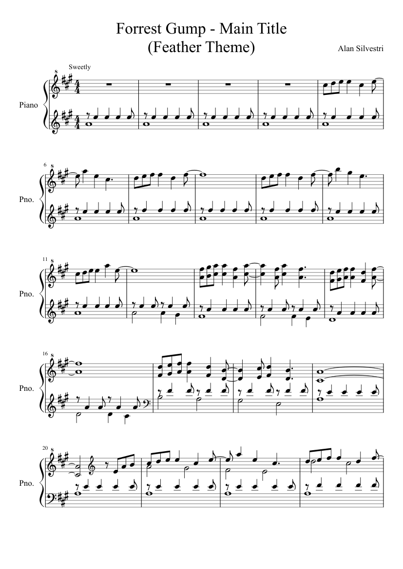 simple man piano tutorial