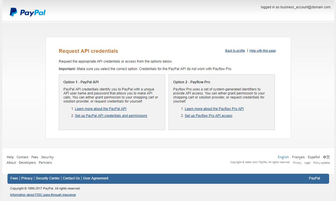 paypal express checkout api tutorial