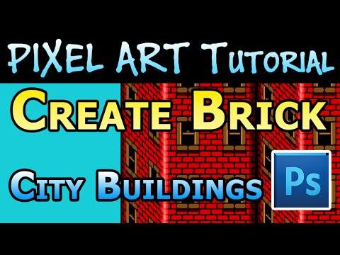 pixel art background tutorial