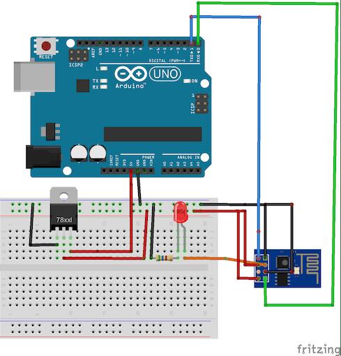 esp8266 tutorial arduino uno
