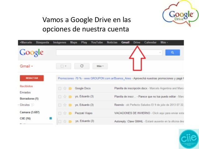 how to use gmail drive tutorial
