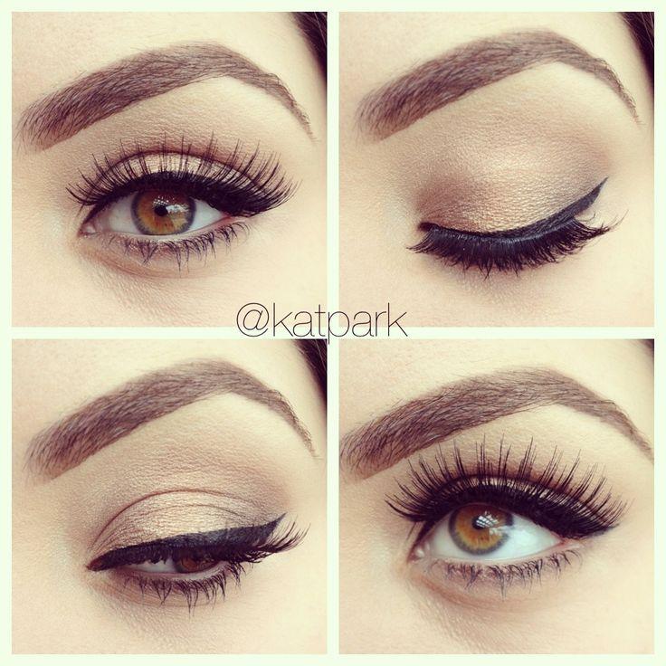 simple prom makeup tutorial