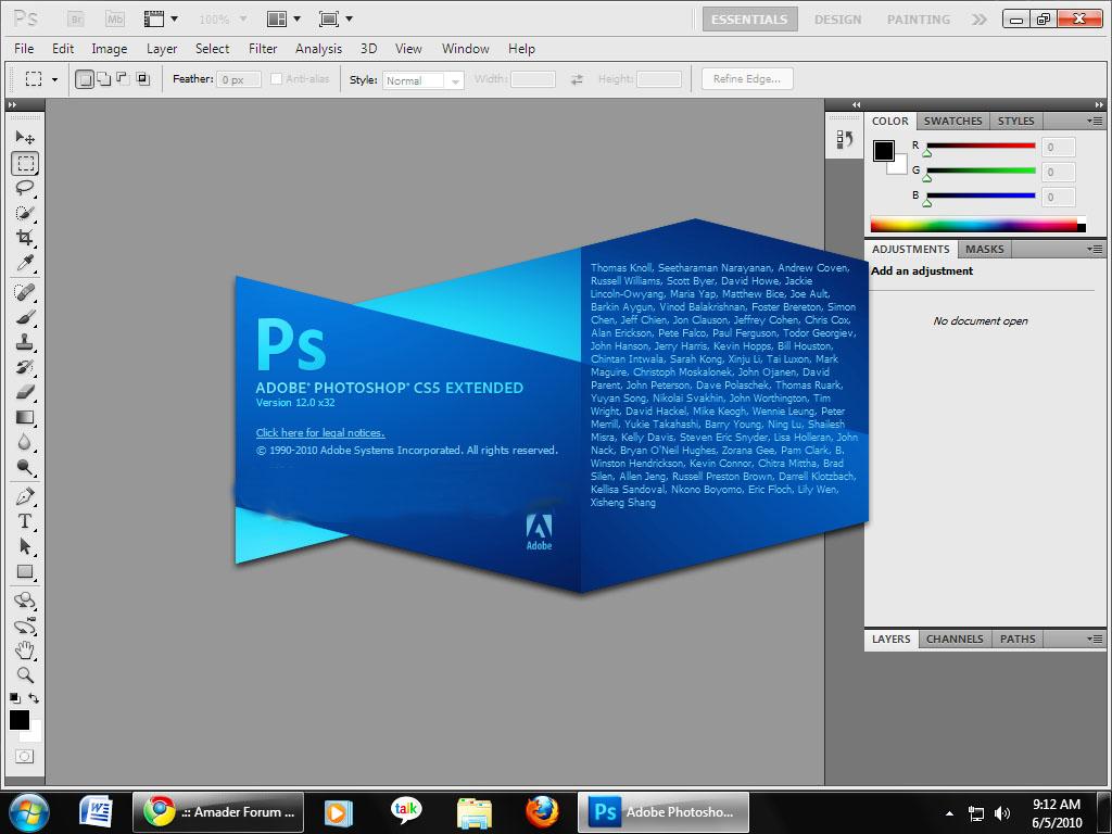 adobe photoshop cs5 full tutorial