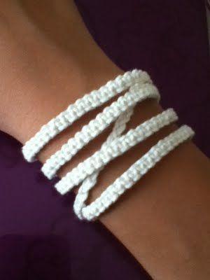 diy wrap bracelet tutorial