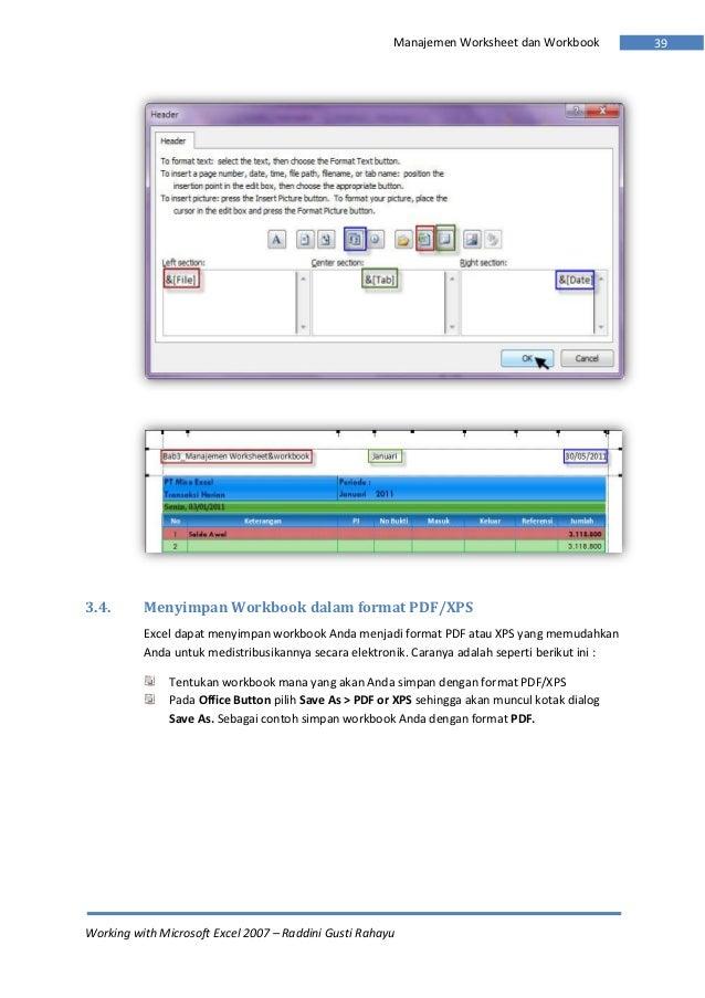 ms office excel 2010 tutorial