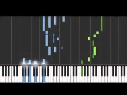 time hans zimmer piano tutorial