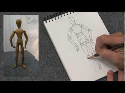 figure drawing tutorial youtube