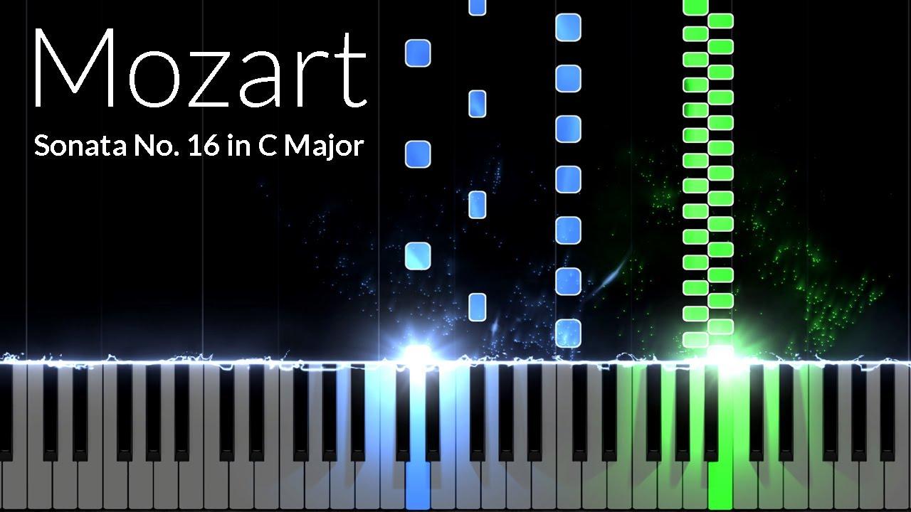 moonlight sonata 1st movement tutorial