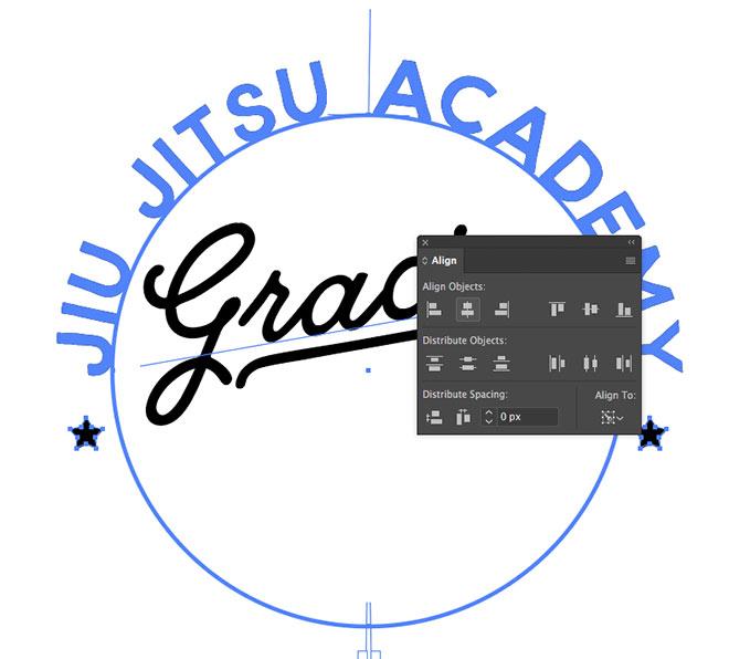 vintage logo illustrator tutorial