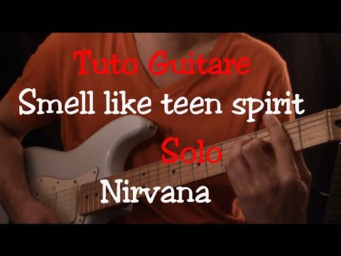 smells like teen spirit tutorial