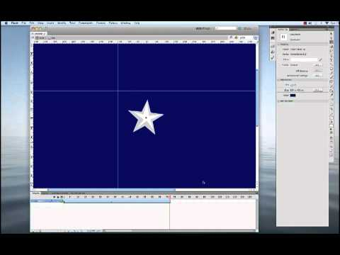 adobe flash cs5 animation tutorial
