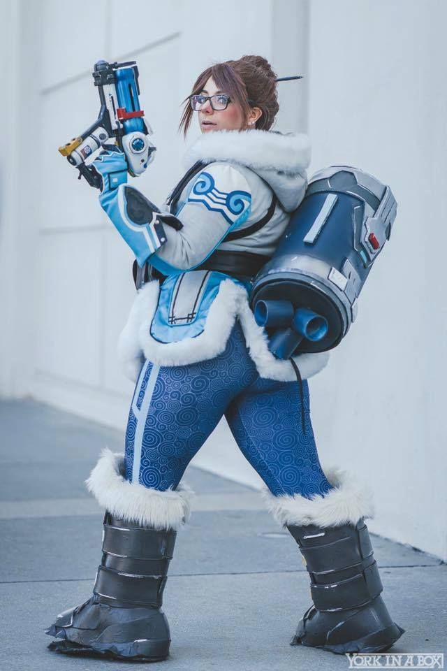 mei overwatch cosplay tutorial