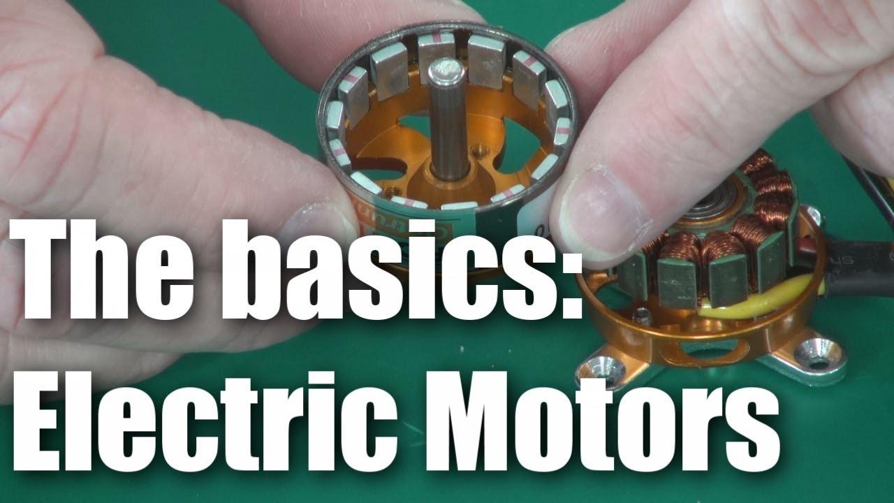 brushless dc motor tutorial