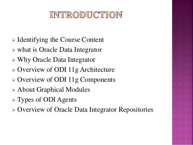oracle database architecture tutorial
