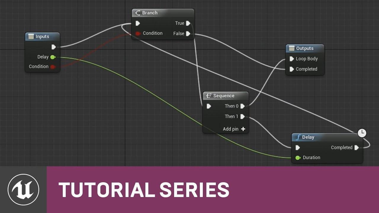 unreal engine tutorial blueprint