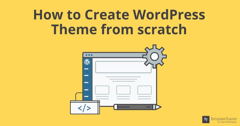 wordpress theme development tutorial for beginners
