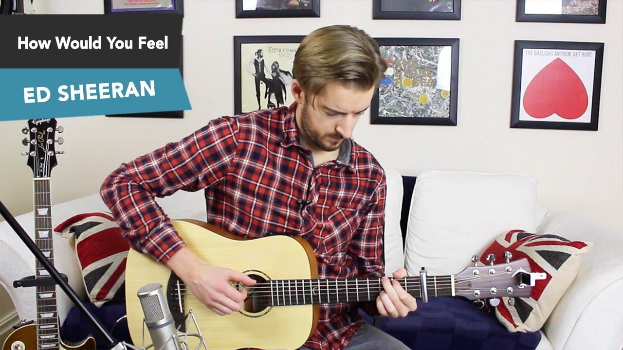 i see fire ed sheeran guitar tutorial