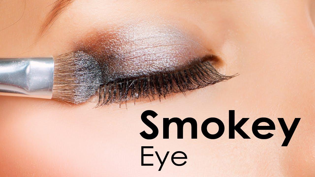 how to do a smokey eye tutorial